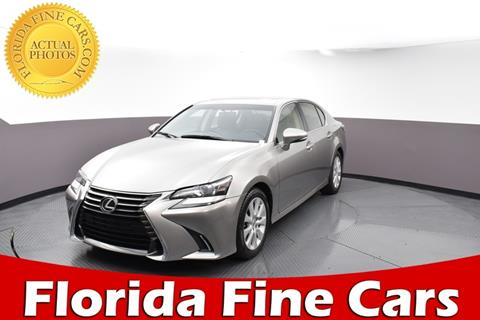 2016 Lexus GS 200t for sale in West Palm Beach, FL