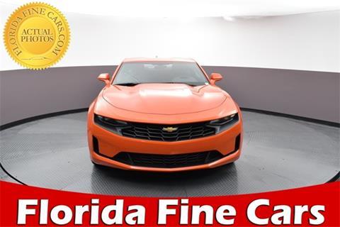 2019 Chevrolet Camaro for sale in West Palm Beach, FL