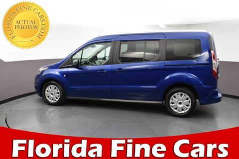 2017 Ford Transit Connect Wagon for sale in West Palm Beach, FL