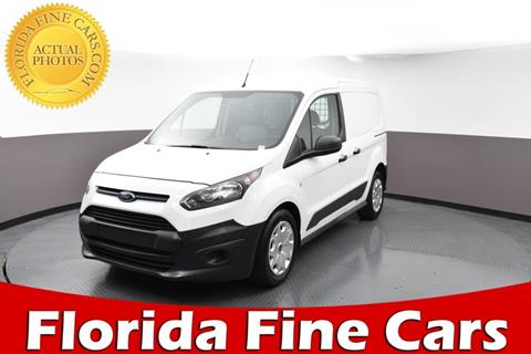 2017 Ford Transit Connect Cargo for sale in West Palm Beach, FL