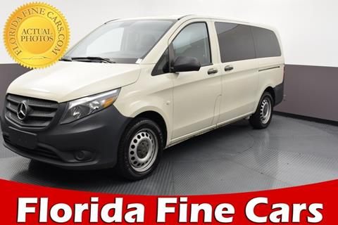 2016 Mercedes-Benz Metris for sale in West Palm Beach, FL