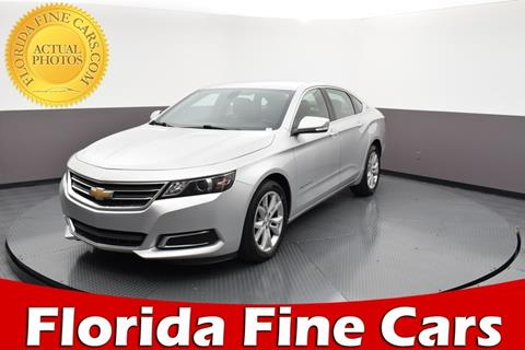 2017 Chevrolet Impala for sale in West Palm Beach, FL