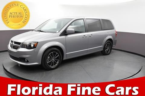 2018 Dodge Grand Caravan for sale in West Palm Beach, FL