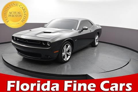 2018 Dodge Challenger for sale in West Palm Beach, FL