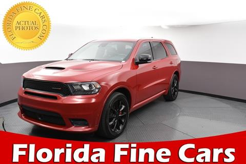 2018 Dodge Durango for sale in West Palm Beach, FL