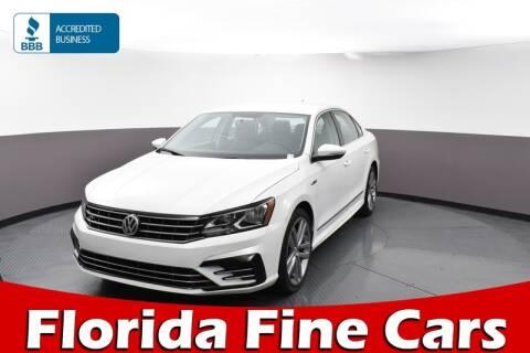 2017 Volkswagen Passat for sale in West Palm Beach, FL