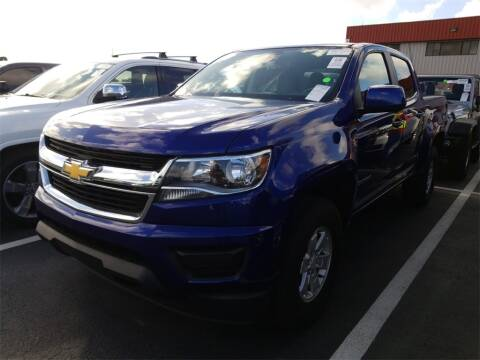 2017 Chevrolet Colorado for sale at Florida Fine Cars - West Palm Beach in West Palm Beach FL