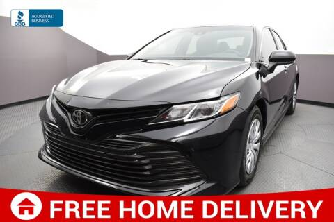 2018 Toyota Camry L for sale at Florida Fine Cars - West Palm Beach in West Palm Beach FL
