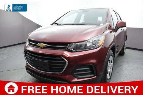 2017 Chevrolet Trax LS for sale at Florida Fine Cars - West Palm Beach in West Palm Beach FL