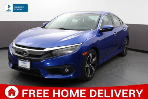 2016 Honda Civic Touring for sale at Florida Fine Cars - West Palm Beach in West Palm Beach FL