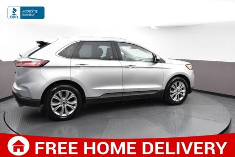 2019 Ford Edge for sale at Florida Fine Cars - West Palm Beach in West Palm Beach FL
