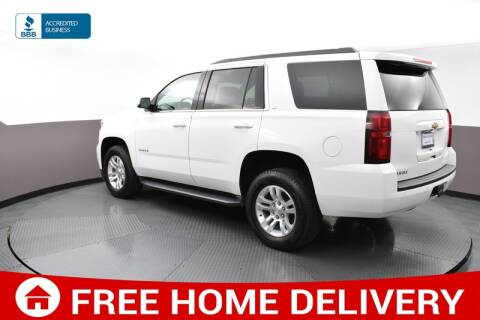 2019 Chevrolet Tahoe for sale at Florida Fine Cars - West Palm Beach in West Palm Beach FL