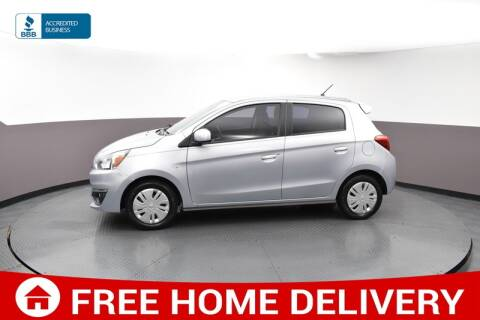 2018 Mitsubishi Mirage for sale at Florida Fine Cars - West Palm Beach in West Palm Beach FL