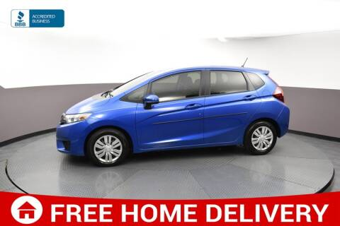 2017 Honda Fit for sale at Florida Fine Cars - West Palm Beach in West Palm Beach FL