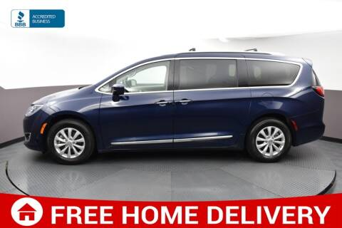 2019 Chrysler Pacifica for sale at Florida Fine Cars - West Palm Beach in West Palm Beach FL