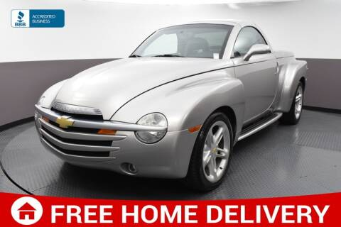 2004 Chevrolet SSR for sale at Florida Fine Cars - West Palm Beach in West Palm Beach FL