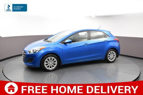 2017 Hyundai Elantra GT for sale at Florida Fine Cars - West Palm Beach in West Palm Beach FL