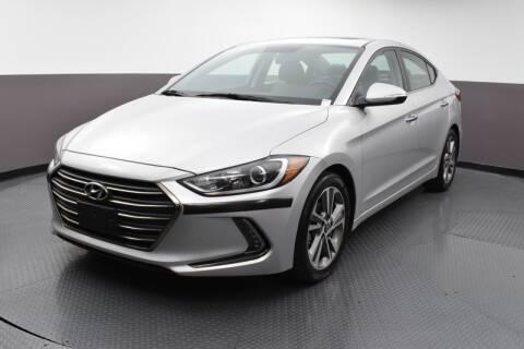 2017 Hyundai Elantra for sale at Florida Fine Cars - West Palm Beach in West Palm Beach FL