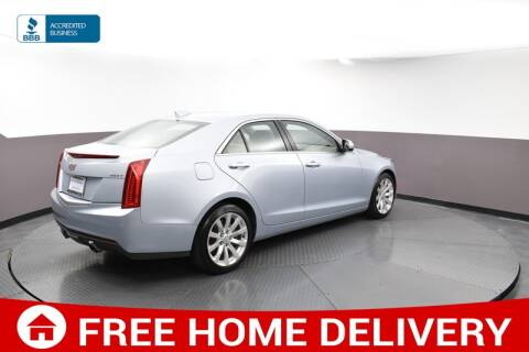 2017 Cadillac ATS for sale at Florida Fine Cars - West Palm Beach in West Palm Beach FL