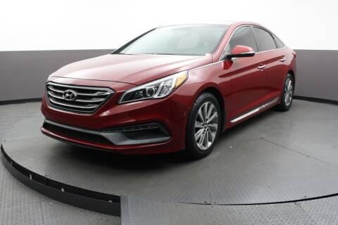 2017 Hyundai Sonata for sale at Florida Fine Cars - West Palm Beach in West Palm Beach FL