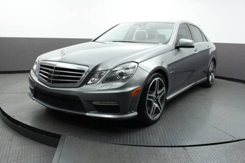 2012 Mercedes-Benz E-Class for sale at Florida Fine Cars - West Palm Beach in West Palm Beach FL