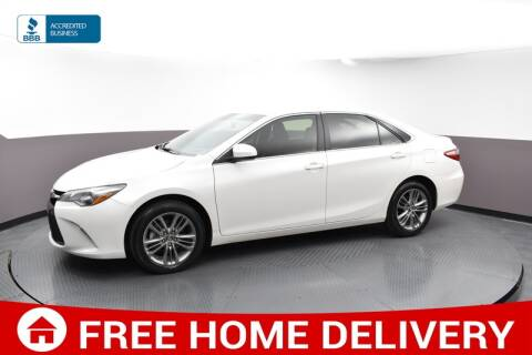 2017 Toyota Camry for sale at Florida Fine Cars - West Palm Beach in West Palm Beach FL