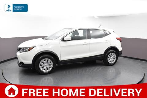 2019 Nissan Rogue Sport for sale at Florida Fine Cars - West Palm Beach in West Palm Beach FL