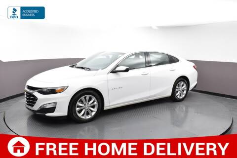 2019 Chevrolet Malibu for sale at Florida Fine Cars - West Palm Beach in West Palm Beach FL