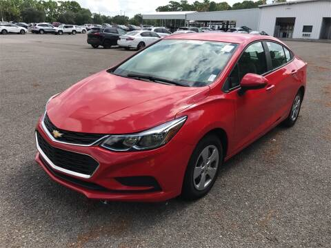 2016 Chevrolet Cruze for sale at Florida Fine Cars - West Palm Beach in West Palm Beach FL
