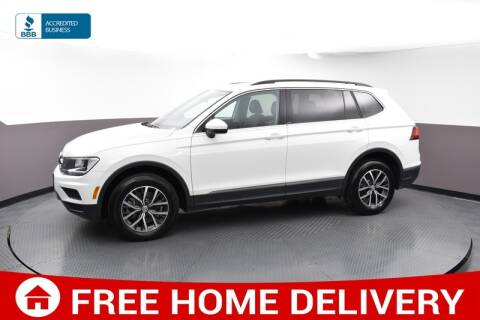 2020 Volkswagen Tiguan for sale at Florida Fine Cars - West Palm Beach in West Palm Beach FL