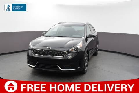 2017 Kia Niro for sale at Florida Fine Cars - West Palm Beach in West Palm Beach FL