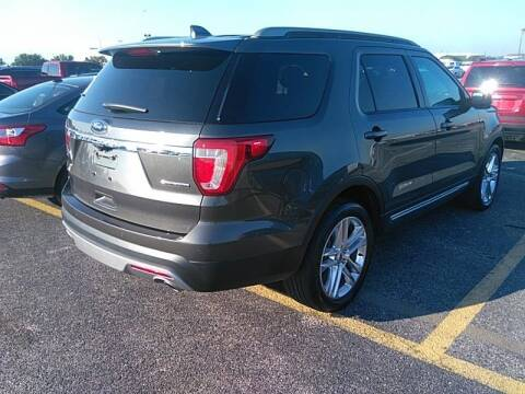 2016 Ford Explorer for sale at Florida Fine Cars - West Palm Beach in West Palm Beach FL