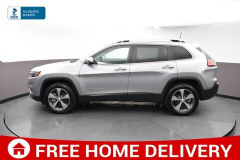 2019 Jeep Cherokee for sale at Florida Fine Cars - West Palm Beach in West Palm Beach FL