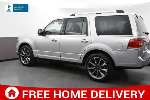 2017 Lincoln Navigator for sale at Florida Fine Cars - West Palm Beach in West Palm Beach FL