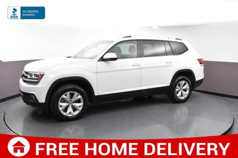2019 Volkswagen Atlas for sale at Florida Fine Cars - West Palm Beach in West Palm Beach FL