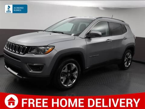 2019 Jeep Compass for sale at Florida Fine Cars - West Palm Beach in West Palm Beach FL