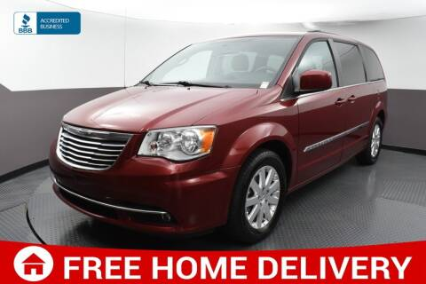 2016 Chrysler Town and Country for sale at Florida Fine Cars - West Palm Beach in West Palm Beach FL