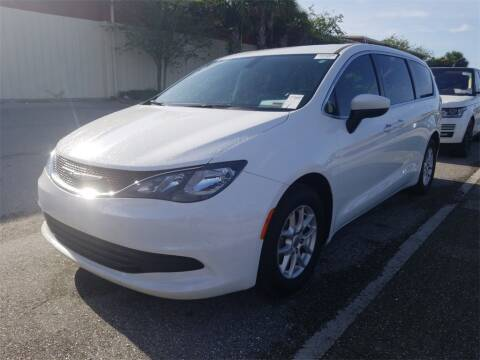 2017 Chrysler Pacifica for sale at Florida Fine Cars - West Palm Beach in West Palm Beach FL