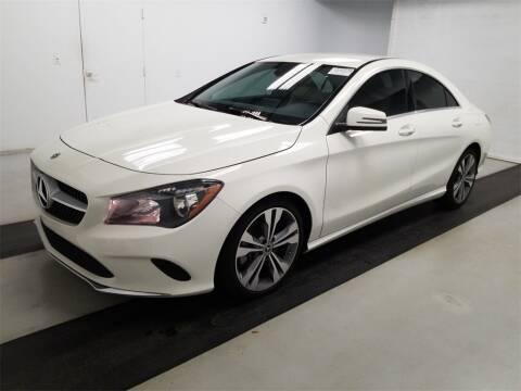2018 Mercedes-Benz CLA for sale at Florida Fine Cars - West Palm Beach in West Palm Beach FL
