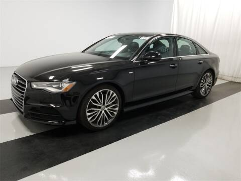 2017 Audi A6 for sale at Florida Fine Cars - West Palm Beach in West Palm Beach FL
