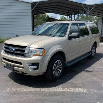 2017 Ford Expedition EL for sale at Florida Fine Cars - West Palm Beach in West Palm Beach FL