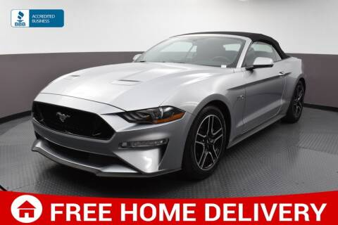 2020 Ford Mustang for sale at Florida Fine Cars - West Palm Beach in West Palm Beach FL