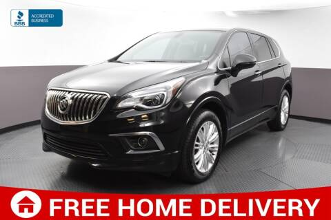 2017 Buick Envision for sale at Florida Fine Cars - West Palm Beach in West Palm Beach FL