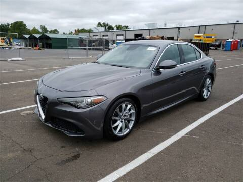 2017 Alfa Romeo Giulia for sale at Florida Fine Cars - West Palm Beach in West Palm Beach FL