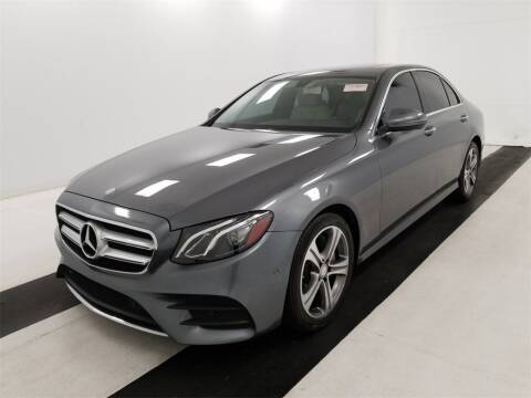 2017 Mercedes-Benz E-Class for sale at Florida Fine Cars - West Palm Beach in West Palm Beach FL