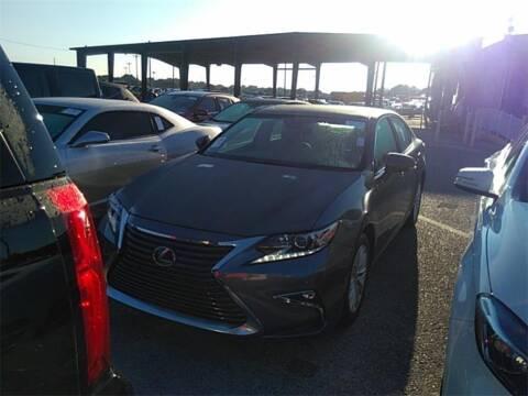 2018 Lexus ES 350 for sale at Florida Fine Cars - West Palm Beach in West Palm Beach FL