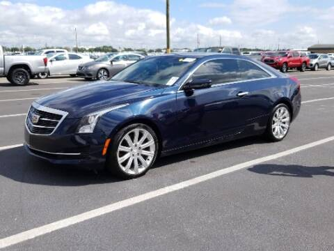 2016 Cadillac ATS for sale at Florida Fine Cars - West Palm Beach in West Palm Beach FL