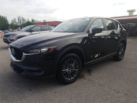 2020 Mazda CX-5 for sale at Florida Fine Cars - West Palm Beach in West Palm Beach FL