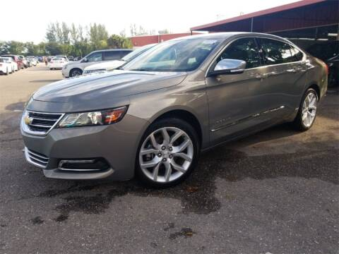 2019 Chevrolet Impala for sale at Florida Fine Cars - West Palm Beach in West Palm Beach FL