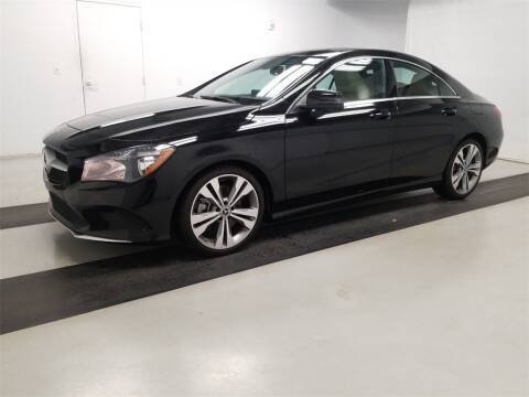 2018 Mercedes-Benz CLA for sale at Florida Fine Cars - West Palm Beach in West Palm Beach FL